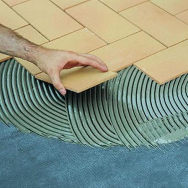 floor apllication Εφαρμογή δαπέδων flooringfitness