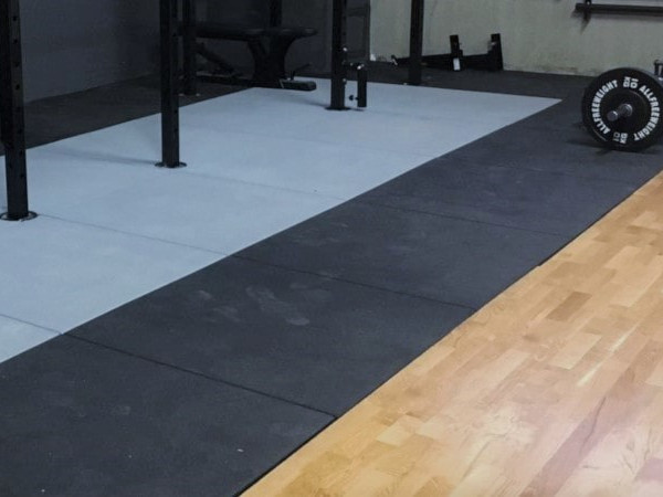 flatline 20mm grey tiles 600x600