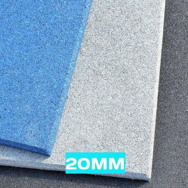 flatline 20mm gym flooring colors floor4gym 1