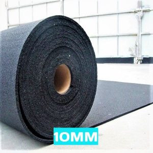 floor4gym dynamic 10mm anti slip rubber mat