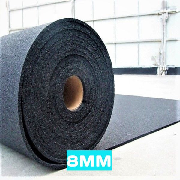 Dynamic gym mats 8mm