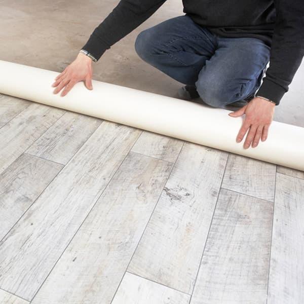 PVC roll for gym