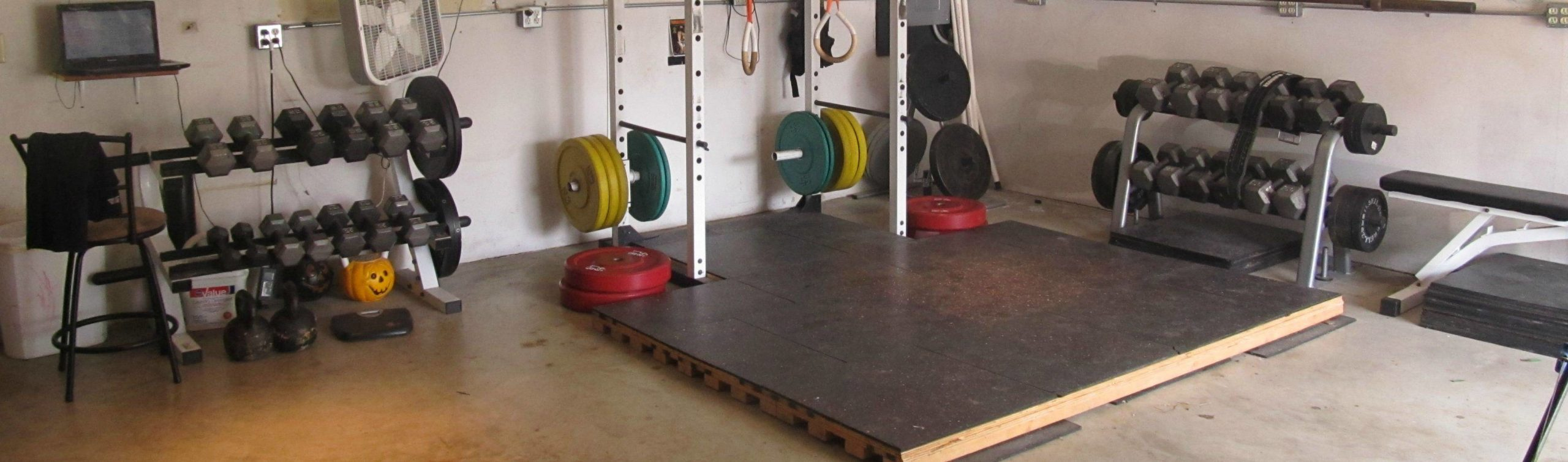 Garage Gym Flooring Uk Solutions, Level Garage Floor For Gym